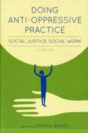 Cover of Doing Anti-Oppressive Practice
