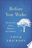 Before You Wake