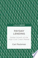 Read Online Payday Lending For Free