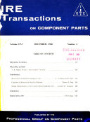IRE Transactions on Component Parts
