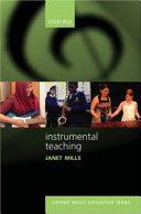 Instrumental Teaching