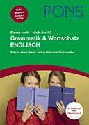 Grammatik und Wortschatz Englisch