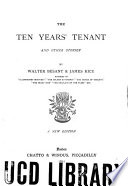 The Ten Years Tenant Book PDF
