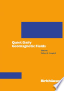 Quiet Daily Geomagnetic Fields Book