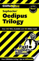 Cliffsnotes On Sophocles Oedipus Trilogy PDF