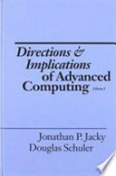 Directions and Implications of Advanced Computing   DIAC 87