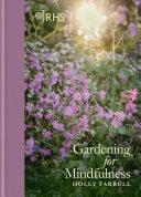 RHS Gardening for Mindfulness
