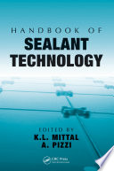 Handbook Of Sealant Technology Book PDF