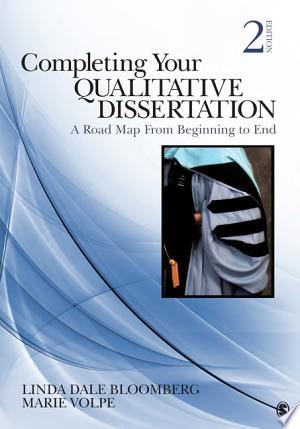 Download Completing Your Qualitative Dissertation Free Books - Dlebooks.net