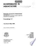 Invertebrates in Aquaculture