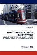Public Transportation Improvement Book