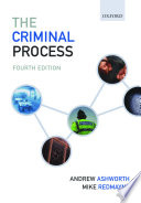 The Criminal Process