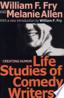 Life Studies of Comedy Writers