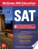 McGraw Hill Education SAT 2021