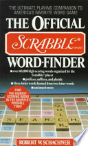 The Official Scrabble Word-finder