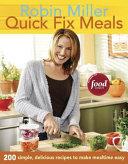 Quick Fix Meals