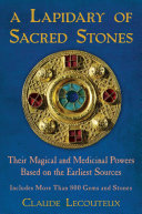 Pdf A Lapidary of Sacred Stones Telecharger