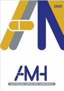 Cover of Australian Medicines Handbook 2020
