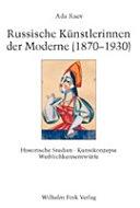 Russische Künstlerinnen der Moderne