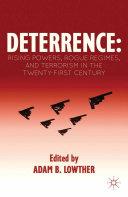 Deterrence ebook