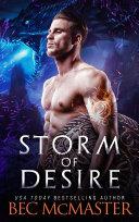 Storm of Desire Book