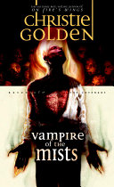 Vampire of the Mists Book