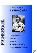 Pdf Fiche de lecture Le Père Goriot (résumé détaillé et analyse littéraire de référence) Telecharger