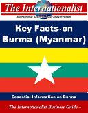 Key Facts on Burma (Myanmar) Pdf/ePub eBook