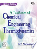 A Textbook Of Chemical Engineering Thermodynamics Book PDF