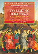 The Making Of The West Book