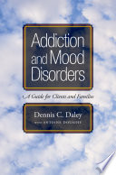 Addiction And Mood Disorders Book