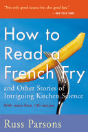 Pdf How to Read a French Fry