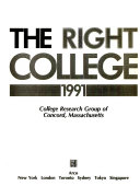 The Right College  1991