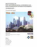 Proceedings of the Third International Conference on Web Information Systems Engineering