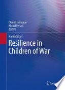Handbook of Resilience in Children of War Book