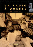 La radio à Québec