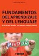 Fundamentos del aprendizaje y del lenguaje