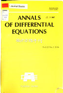 Annals of Differential Equations
