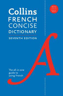 Collins French Concise 7th Edition