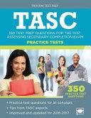 Tasc Practice Tests