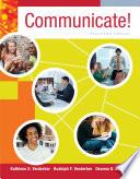 Communicate  Book