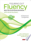 Figuring Out Fluency   Multiplication and Division With Whole Numbers