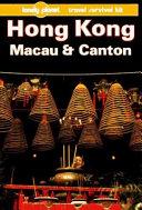 Hong Kong  Macau   Canton