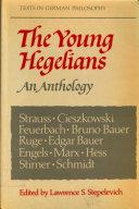 The Young Hegelians