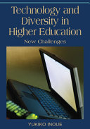 Pdf Technology and Diversity in Higher Education: New Challenges Telecharger