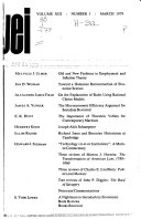 Journal of Economic Issues
