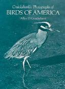Cruickshank's Photographs of Birds of America