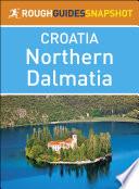 Northern Dalmatia  Rough Guides Snapshot Croatia