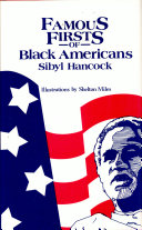Famous Firsts of Black Americans Pdf/ePub eBook