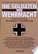 Die Soldaten der Wehrmacht